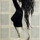 the black top by Loui  Jover