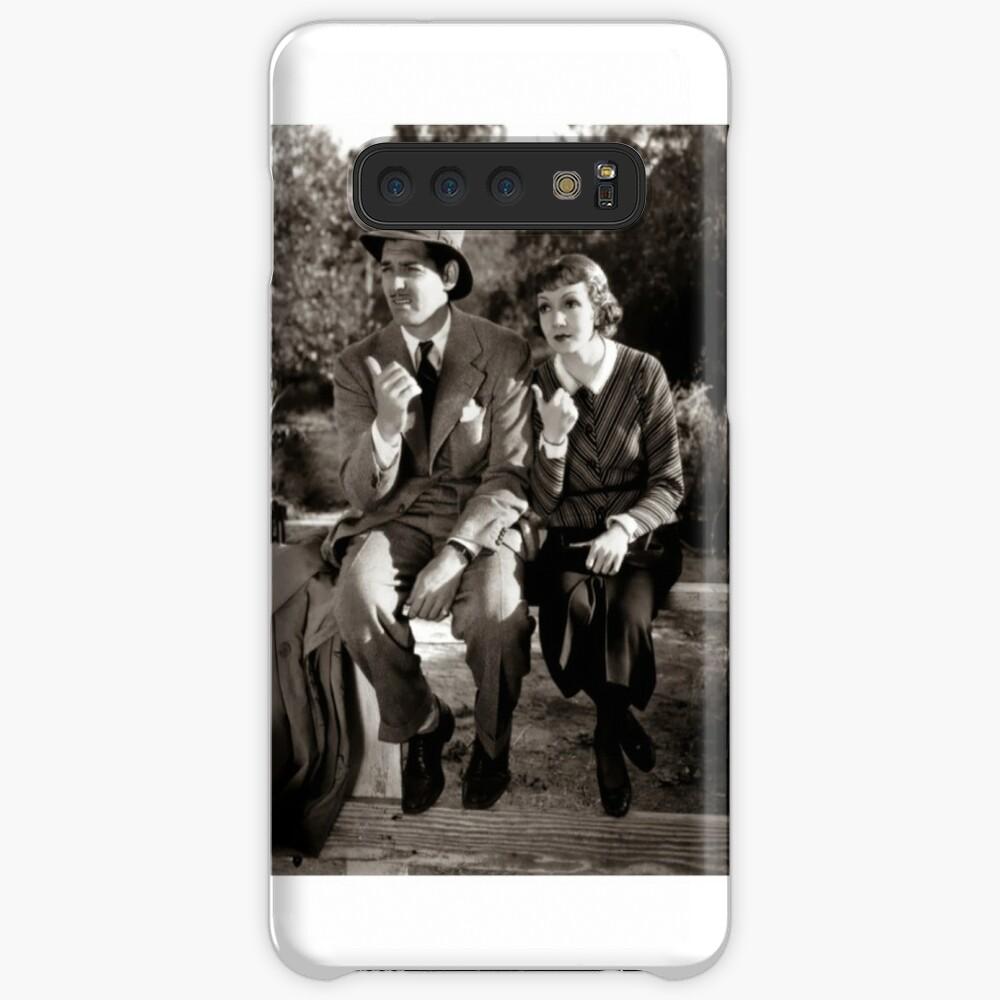 Vintage Cinema Hollywood Case & Skin for Samsung Galaxy