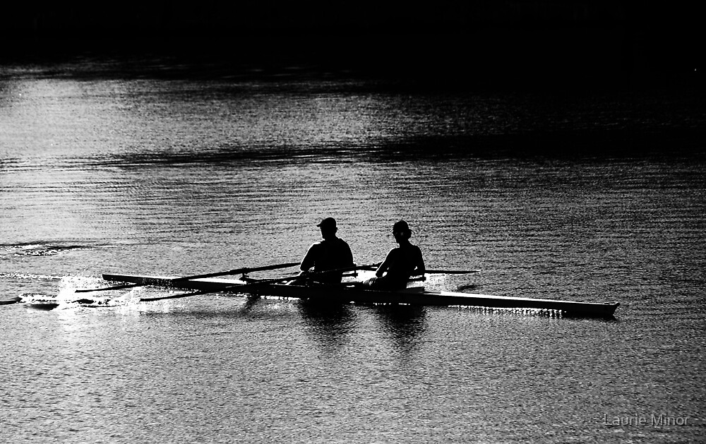 """""""The Scullers"""" by Laurie Minor"""