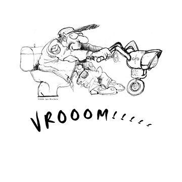 Vrooom!!!! by biss13