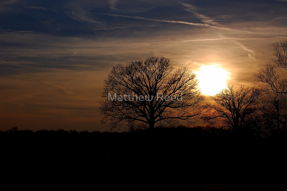 moving over to a new day by Matthew Reed