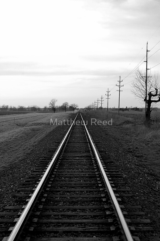 my journey to... by Matthew Reed