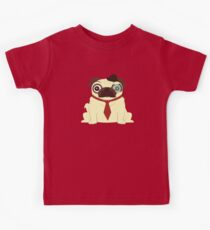 Pug in a Hat Kids Clothes