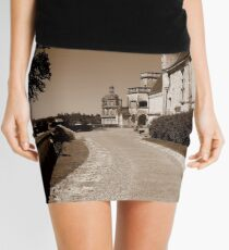 Loches  Mini Skirt