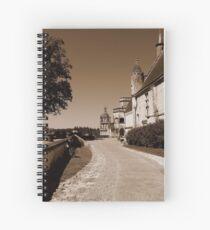 Loches  Spiral Notebook