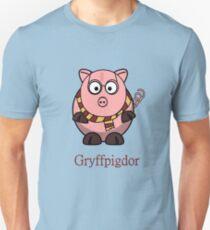 Piggy Cerdo Cerdito Gryffindor Harry Potter Nerd T-Shirt