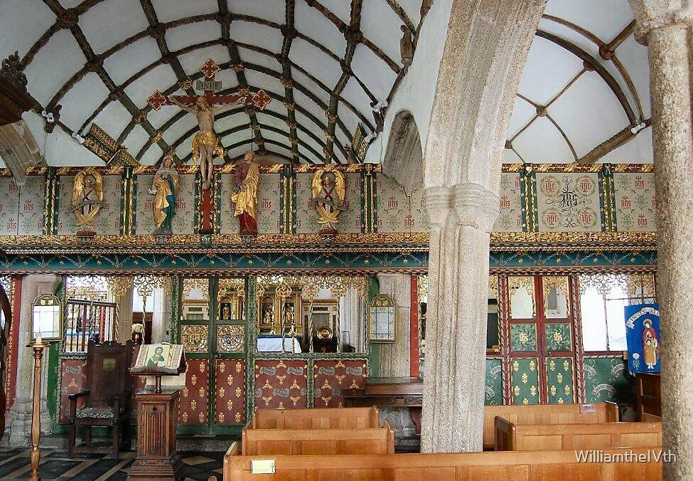 Moorland Church by WilliamtheIVth