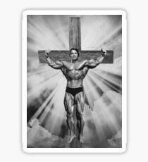 Arnold Cross Sticker