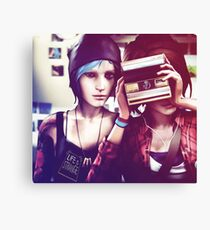 Chloe & Max - Life is Strange Canvas Print
