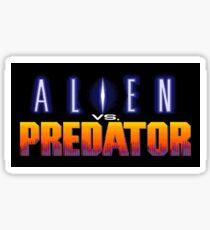 Alien Vs Predator - Title Screen Sticker