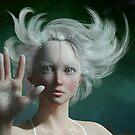 « Blanc Faun - fée mystère » par Britta Glodde