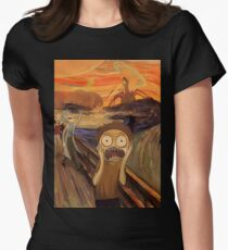 Rick and Morty The Scream T-Shirt