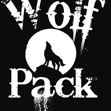 Wolf Pack  by silverscreen