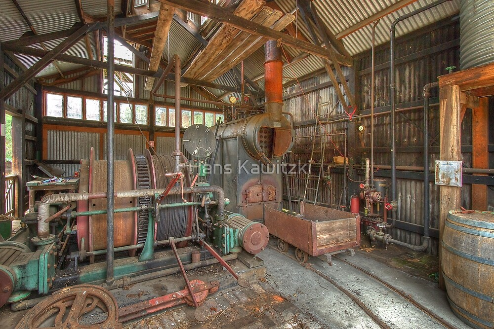 0206 The Workshed - HDR by Hans Kawitzki