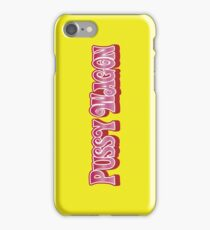 Pussy Wagon - Gradient Variant iPhone Case/Skin