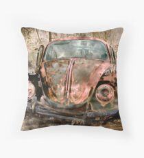 Retired Since 1985 Throw Pillow