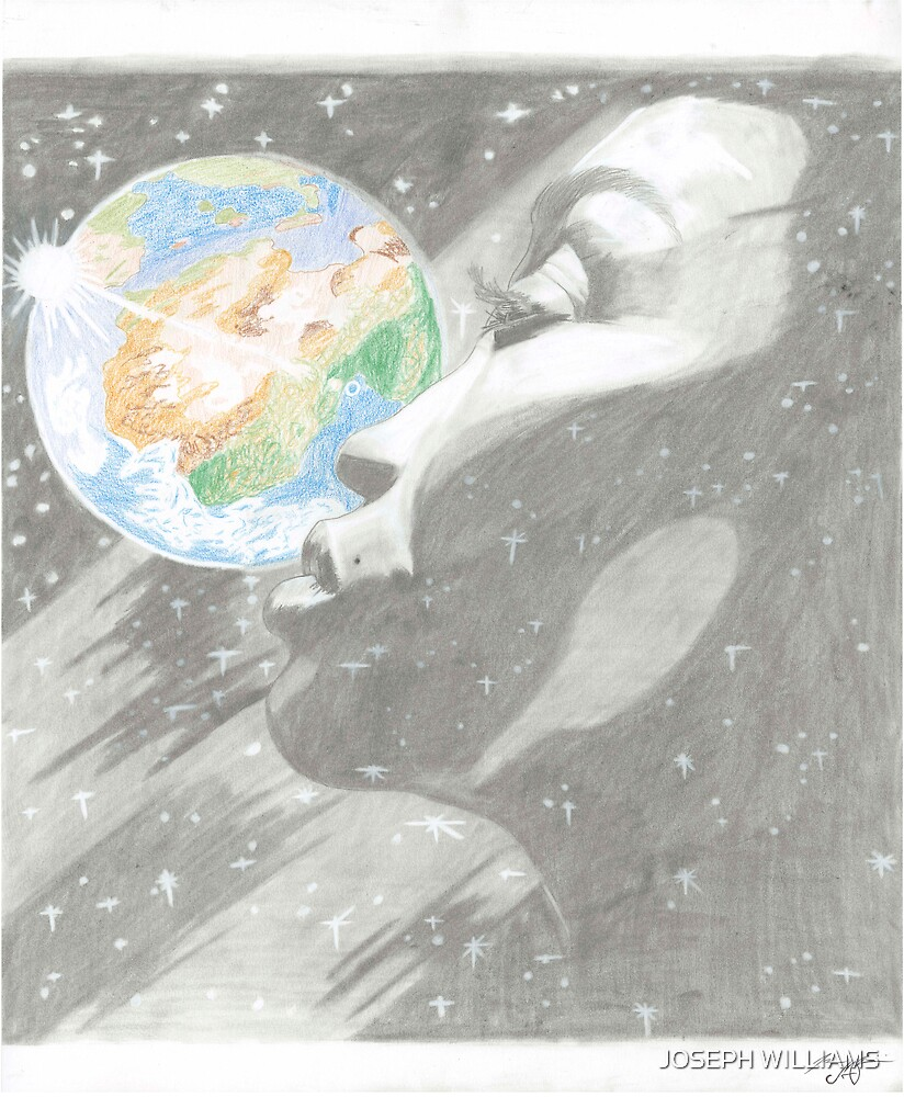MOTHA EARTH by JOSEPH WILLIAMS