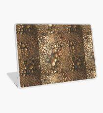 Experimentell - Earth - Edelsteine - Smaragde - Sand Laptop Skin