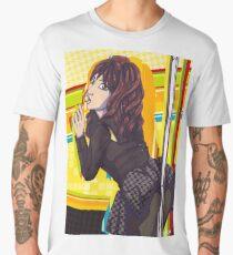 Rise Kujikawa - The Waifus for sale Line Men's Premium T-Shirt