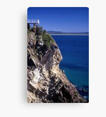 Bennett Head Lookout, Forster, Australia 2000 Canvas Print