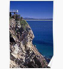 Bennett Head Lookout, Forster, Australia 2000 Poster