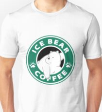 Ice Bear Coffee T-Shirt