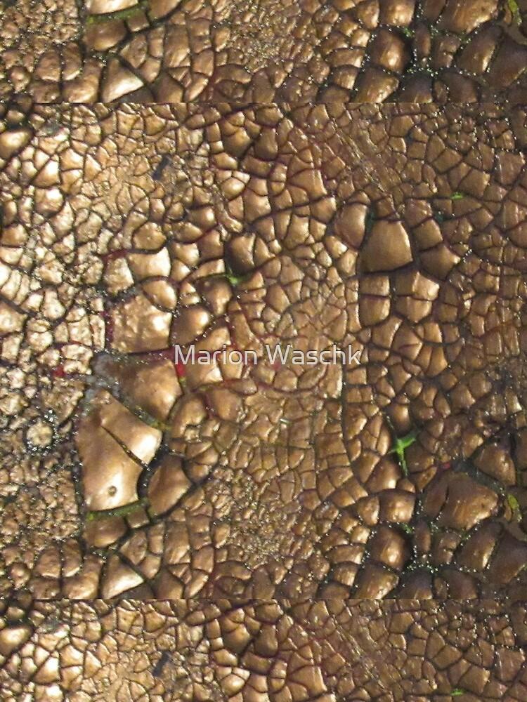 Experimentell - Earth - Edelsteine - Smaragde - Sand von mwart