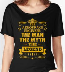 AEROSPACE ENGINEER Women's Relaxed Fit T-Shirt