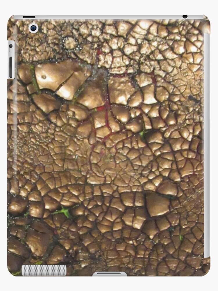 Experimentell - Earth - Edelsteine - Smaragde - Sand von Marion Waschk