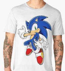 Sonic The Hedgehog Men's Premium T-Shirt