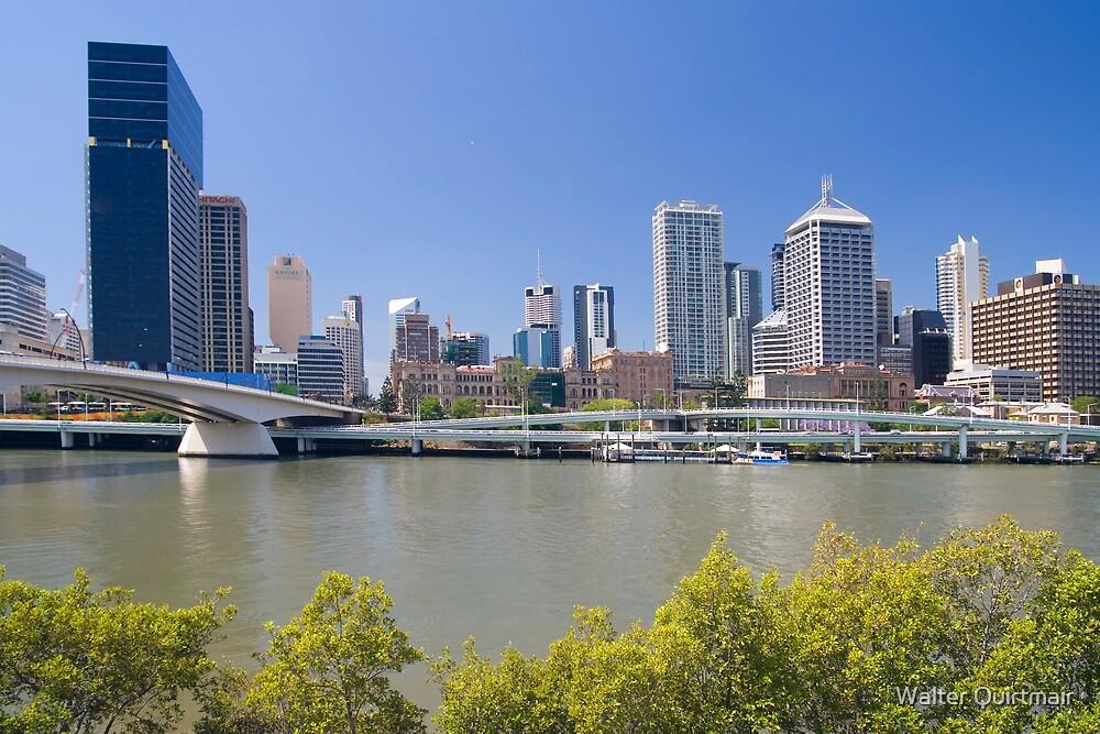 Brisbane by Walter Quirtmair