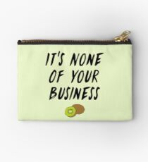 HS1 - Styles Album Kiwi Lyric Design Studio Pouch