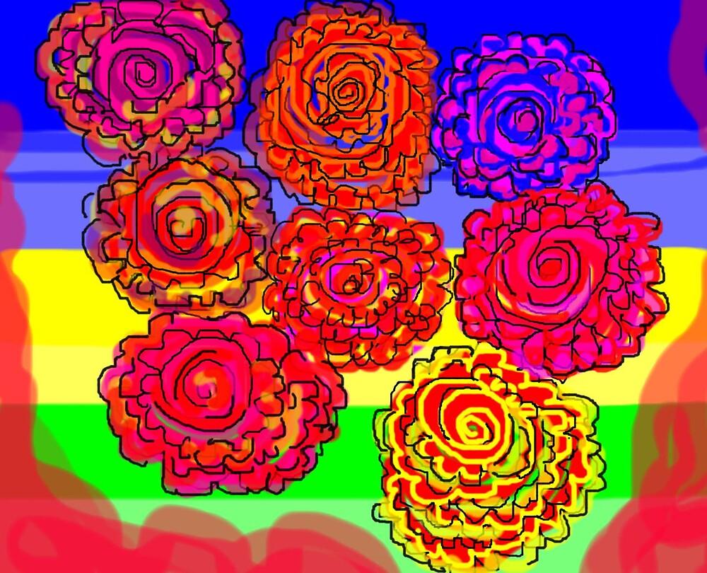 Spring Bouquet by brenwebb