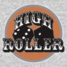 High roller t-shirts by valizi