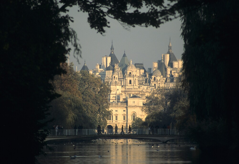 St. James's Park by Kasia Nowak
