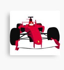 2000's F1 car Canvas Print
