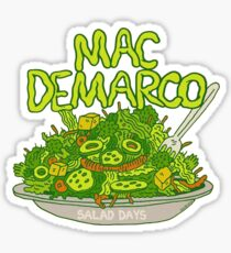 Mac Demarco salad days 2 Sticker