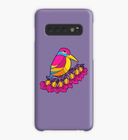 Pride Birds - Pansexual Case/Skin for Samsung Galaxy