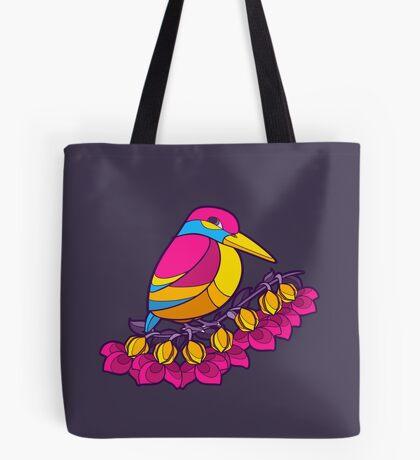 Pride Birds - Pansexual Tote Bag