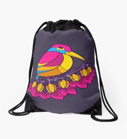 Pride Birds - Pansexual Drawstring Bag