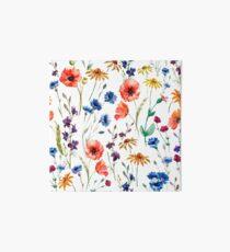 Floral Madness Art Board