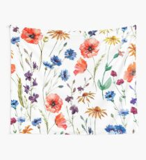Floral Madness Tapestry