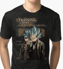 Training Day Tri-blend T-Shirt