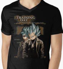 Training Day Men's V-Neck T-Shirt
