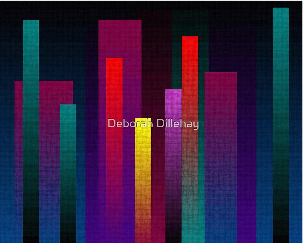 More Vertical Rectangular Blends by Deborah McCormick
