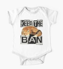 KEEP THE BAN 2 One Piece - Short Sleeve
