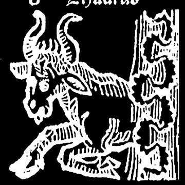Horoscope, TAURUS, The Bull, Astrology, Signs of the Zodiac, Birth Star by TOMSREDBUBBLE