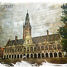 KU Leuven Library, Belgium | Forgotten Postcard by Alison Cornford-Matheson