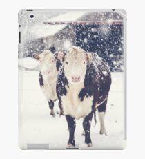 Winter Farm iPad Case/Skin