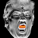 ANGRY TRUMP Negative COVFEFE by FREE T-Shirts